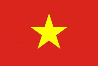 Jaka waluta w Wietnamie – flaga
