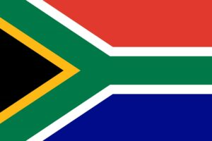 Jaka waluta w RPA – flaga
