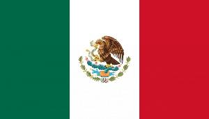 Jaka waluta do Meksyku? Flaga Meksyku