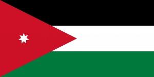 Jaka waluta w Jordanii? – flaga Jordanii