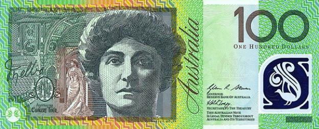 AUD rewers dolara australijskiego (waluty Australii)
