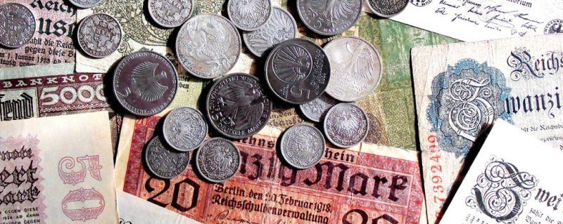 Skup walut wycofanych z obiegu Warszawa