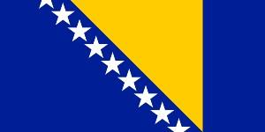 Jaka waluta w Bośni i Hercegowinie? – flaga Bośni