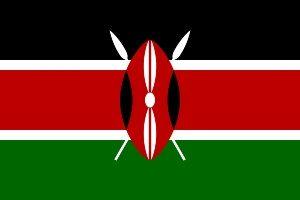 Jaka waluta w Kenii? – flaga Kenii