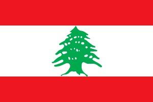 Jaka waluta w Libanie? – flaga Libanu