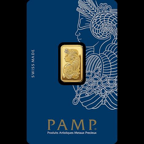 Złoto na prezent na ślub – PAMP Fortuna