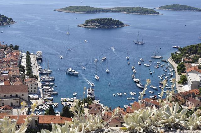 Co warto zobaczyć w Chorwacji – wyspa Hvar
