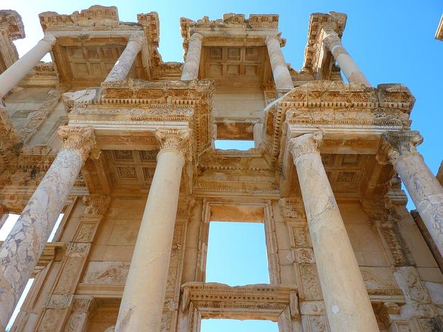 Co warto zobaczyć w Turcji – Efez