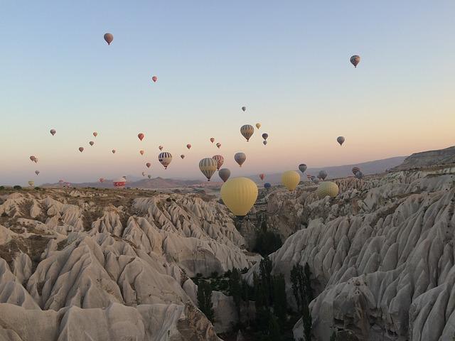 Co warto zobaczyć w Turcji – Kapadocja