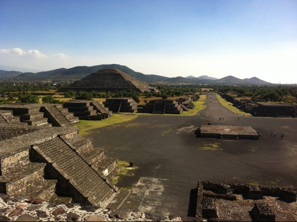 Teotihuacan Meksyk