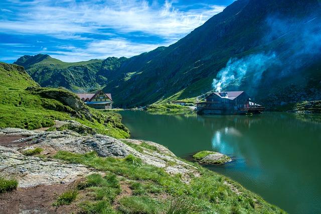 Co warto zobaczyć w Rumunii – jezioro Bâlea Lac