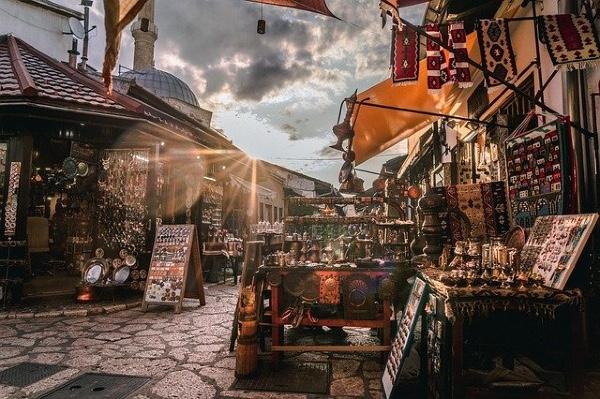 Co warto zobaczyć w Bośni – Sarajewo