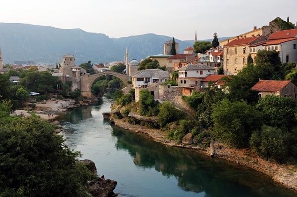Co warto zobaczyć w Bośni – Mostar